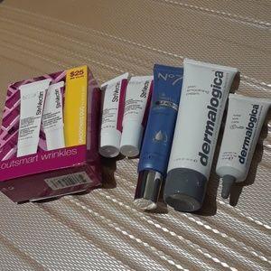 Dermalogica, StriVectin, & No.7 Skincare Bundle